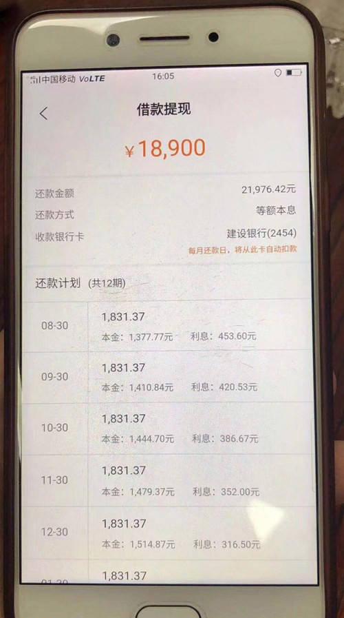#解忧钱庄#热炒新口子,独家租房分期,30分钟放款,当天...3 / 作者:卡农小蛋 /
